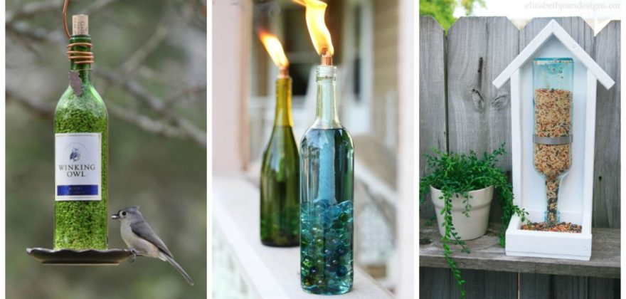 WINE BOTTLE FEATURE