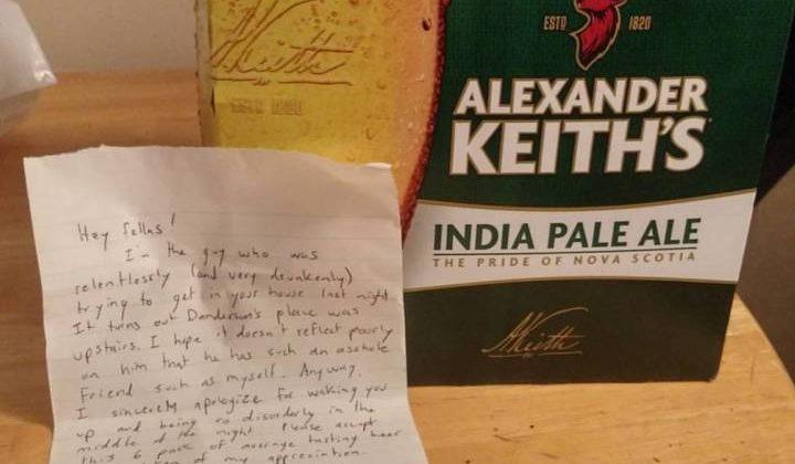 Halifax Beer Break In