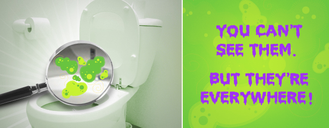 3 Surprising Places That Have More Germs Than A Toilet