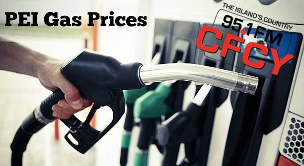 PEI GAS PRICES