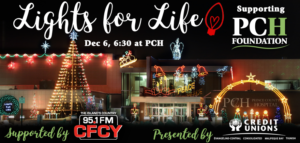 lights for life 2017 CFCY