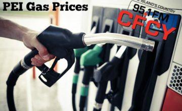 PEI GAS PRICES